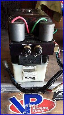 Bennett Trim Tab Pump 12volt Hydraulic Power Unit Boat Marine V351