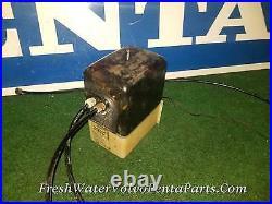 Bennett v351 Trim tab Pump 12v Hydraulic Pump Power unit