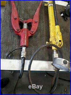 Blackhawk 65147 Porto Power Spreader W Enerpac P39 Hand Pump