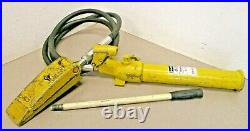 Blackhawk Porto-Power 65120 Hydraulic Hand Pump and Wedge P-400 8650 Psi