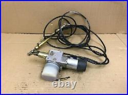 Bmw Oem E65 E66 745 750 760 Rear Trunk LID Hydraulic Actuator Pump 2002-2008