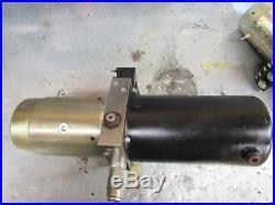 Buyers Snowdogg Snowplow Pump Hydraulic Power Unit 16151000 Ht300