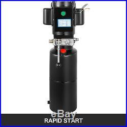 Car Lift Hydraulic Power Unit Hydraulic Pump 220V 60HZ 10L Single Phase Hoist