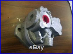 Case Ingersoll Power Steering Lawn Mower Garden Tractor Hydraulic Pump C33579