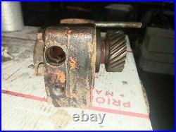 Case VAC VAI VA VAI tractor engine live hydraulic pump VT609 power unit VAH