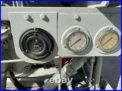 Cat Diesel Powered Hydraulic Power Unit 140 Horsepower