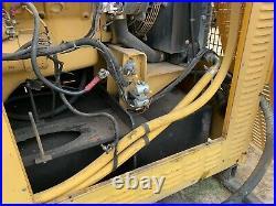 Caterpillar Hydraulic Power Unit 3208 Diesel Triple Variable Displacement Pumps