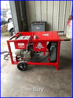 Concrete Cutting Electric Hydraulic Power Unit 460 V 20 HP by KHM Machine, LLC
