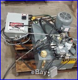 Continental Hydraulics PVR6-6B15-RF-0-1 Hydraulic Power Pack
