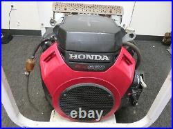Core Bore CB 21- Hydraulic Power Unit 20.5 HP Honda GX660 gas engine
