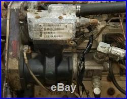 Cummins 6bt air compressor Power steering hydraulic pump