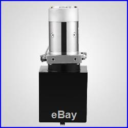 DC12V 4 Quart Hydraulic Pump Power Supply Pack for Unloarding Crane Dump Trailer