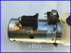 DC12V Single Acting Hydraulic Pump Power Supply Unit