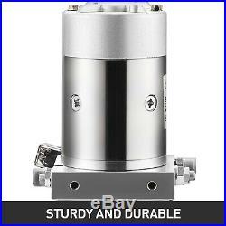 DC 12V 10 Quart Double Acting Hydraulic Pump Power Unit Remote Control Pro