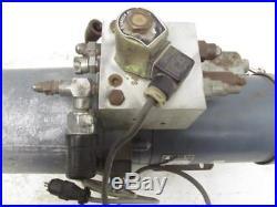 Delta Power Hydraulic Pump Power Unit 3/4 HP Single 1 Phase 115/230v 2.28 GPM