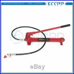 ECCPP 10 Ton Hydraulic Jack Air Pump Lift Ram Body Frame Porta Power Repair Kits