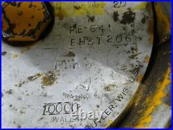 ENERPAC 1hp 10K 10,000 psi Electric Hydraulic Power Unit Pump Model PE 641