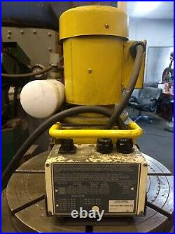 ENERPAC Hydraulic Power Unit Weatherhead 230/460V 3PH Hose Crimper PED4002JU001