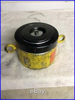 Enerpac CLP 1002 Hydraulic 100 Ton locking collar jack Porta power