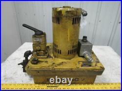 Enerpac Compact Modular Hydraulic Pump Power Unit 115-208/230V 1.5Hp 1725 RPM