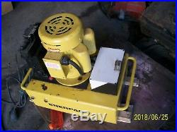 Enerpac PER 4405B Hydraulic Power Pack with hand held remote