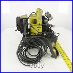 Enerpac PMU10427 U103 115V. 5Gal SQD & HXD Hydraulic 2 Speed Power Unit