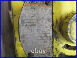 Enerpac Portable Electric Hydraulic Pump Power Unit 10,000 PSI 115v 1 PH