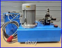 FINN POWER Schlauchpresse NC20 ZVS20 Hydraulikschlauchpresse