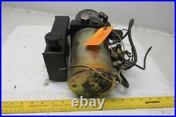 Fenner 07550500 DL-1004 Hydraulic Pump Power Unit 24VDC 3300 PSI Muliton Mic