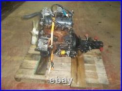 Ford Hydraulic Power Engine Pump Unit LPG Propane Gasoline Two Pumps 35 HP plus