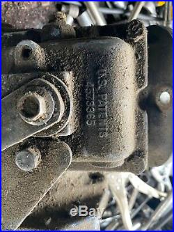 Ford Zf5 S42 S47 Power Take Off Pto Hydraulic Pump