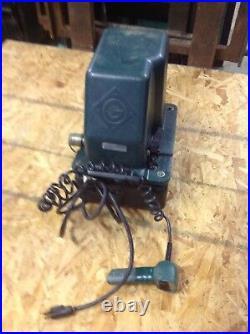 GREENLEE 975 HYDRAULIC POWER PUMP ELECTRIC Pressure Tested #
