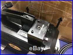 Gates NEW! Hydraulic Pump PR102A-GRC SPX Power Team Valve 10,000 PSI 12 Volt DC