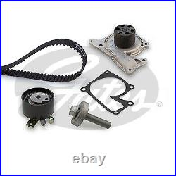 Gates Timing Belt + Water Pump Kit Fits Nissan Renault Dacia KP25578XS-2