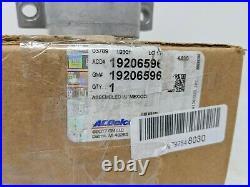 Genuine ACDelco 19206596 GM OEM Power Brake Booster Hydraulic Motor Pump P30