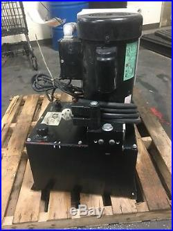 Great Deal On New Surplus Stone Hydraulic Power Unit