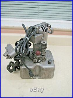 Greenlee 915 120V Electric Portable Hydraulic Pump Power Unit Used