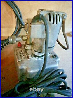 Greenlee 915 Electric Hydraulic Power Pump