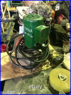 Greenlee Electric Hydraulic Power Pump For Conduit Bender 1-1/2HP 10000PSI
