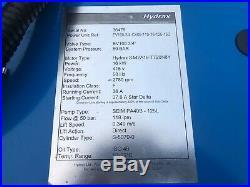 HYDRAX 16kw Hydraulic Pump (Elmo Seim submersed) Lift Power Pack 3/4 59 bar