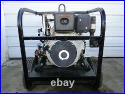HYRDA TECH PORTABLE 2100 PSI HYDRAULIC POWER UNIT MODEL HT11DXR Yanmar Diesel