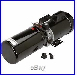 Haldex 1 HP 115/208-230 V AC Hydraulic Power Unit, Solenoid, #1530037