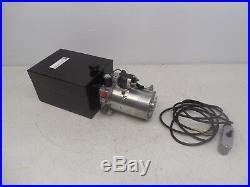 Haldex Concentric Single Acting 12v DC Hydraulic Power Unit Pump Dump #1261096