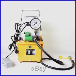 High Pressure Electrical Hydraulic Pump ZCB700A Hydraulic Power Unit 70Mpa 110V