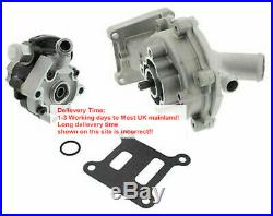 Hydraulic Power Steering Pump+Water Pump For Ford Mondeo III MK3 Transit 2.0 2.2