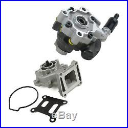 Hydraulic Power Steering Pump+Water Pump For Ford Mondeo III MK3 Transit 2.0 2.2