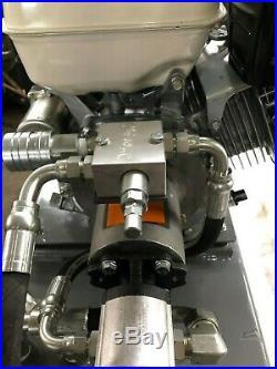 Hydraulic Power Unit 13HP Honda Electric Start