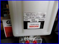 Hydraulic Power Unit 1/2 HP 1ph, Monarch M-4504-0158