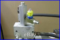 Hydraulic Power Unit 20 Gallon with 1.5 HP Baldor Motor & Dowty Pump 7110 Used