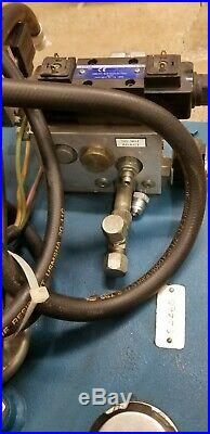 Hydraulic Power Unit 2HP 3 Phase- excellent condition
